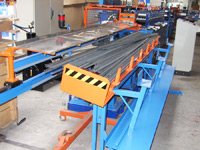 The fundamentally NEW technology of producing of Zn galvanized steel sections is ON SALE.