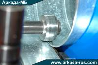 Automatic complex for spiral duct pipes manufacturing